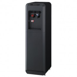 Alpine 3002 Aurora Classic POU Water Cooler Hot and Cold Black
