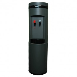 Alpine 6700-POUC Eliminator POU Water Cooler Hot and Cold Charcoal