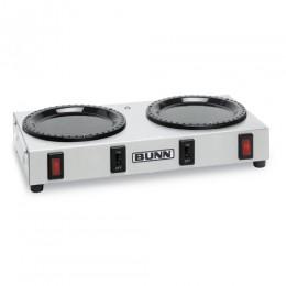Bunn WX2 Decanter Warmer with 2 Warmer Plates