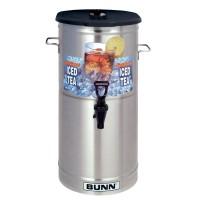 Bunn TDO-5 5 Gallon Iced Tea Dispenser with Brew-Through Lid