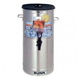 Bunn TDO-4 4 Gallon Iced Tea Dispenser with Brew-Through Lid
