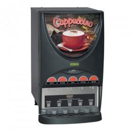 Bunn iMIX-5 Cappuccino-Espresso Machine 5 Hoppers 120V