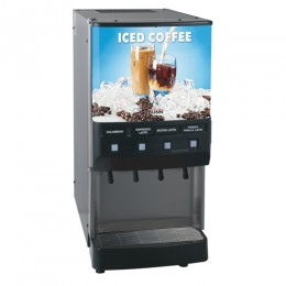 Bunn JDF-4S Cold Beverage Iced Coffee Dispenser Cold Water Tap 120V