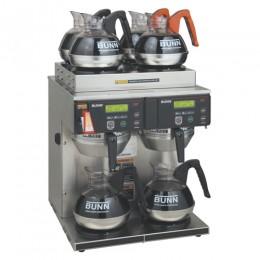 Bunn Axiom 4/2 Twin Automatic Coffee Brewer 6 Warmers 120/208-240V