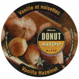 Authentic SNDO2205-96 Donut Shop Vanilla Hazelnut Cups, 96 Total