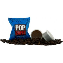 Comobar Espresso Capsules DECAF 36mm 100/CS