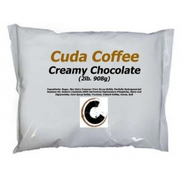 Cuda Creamy Hot Chocolate For Vending Machines 6/2lb Bags