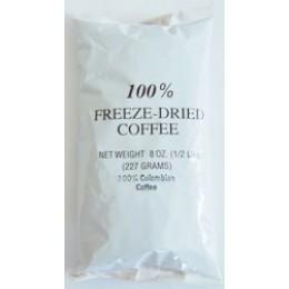 Colombian Freeze Dried Coffee 1 - 8oz Bag