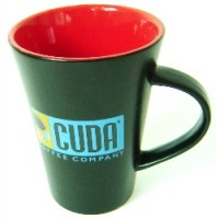 Cuda Coffee Mug Red