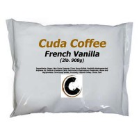 Cuda French Vanilla For Vending Machines 6/2lb Bags