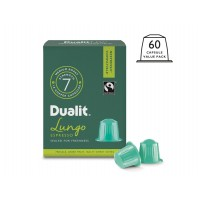 Dualit and Nespresso Compatible 15892 NX Lungo Americano Capsules 60 Pack
