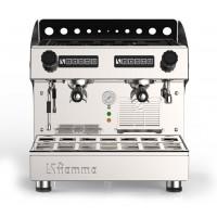 Fiamma Caravel CV - 2 Group Compact Volumetric Espresso Machine 120V/1800W