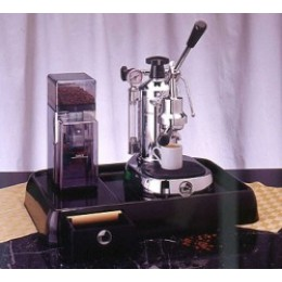 La Pavoni PB La Pavoni Display Base - Black