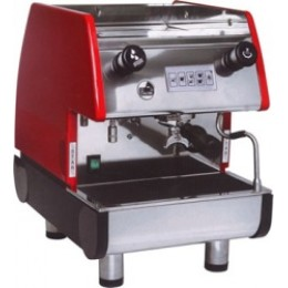 European Gift PUB1V-R La Pavoni Volumetric Dosing Espresso Machine Red