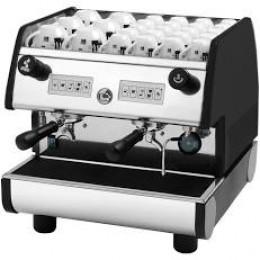 European Gift PUB 2V-B La Pavoni 2 Group Volumetric Black Espresso Machine