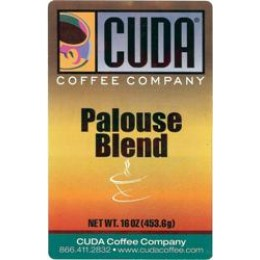 Cuda Coffee Palouse Blend 1lb