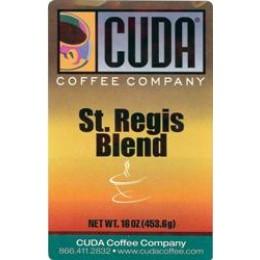 Cuda Coffee St. Regis Blend 1lb