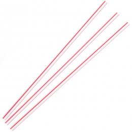 Gold Medal Coffee Stir Stix Case White/Red