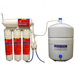 Homeland HFRO Reverse Osmosis Water Filtration System