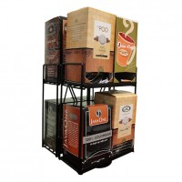 Holiday House PBR8 Pod Box Rack, 8 Selections