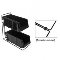 Wire Condiment Bin Rack 2 Selection