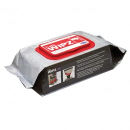 Cafe Wipz Coffee Equipment Cleaning Wipes 1/Pkg