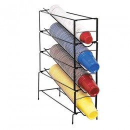 Dispense-Rite Cup Dispenser Vertical - 4 Section