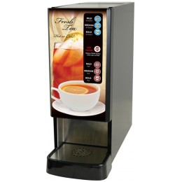 Newco LCD-1 Dispenser 1 Selection Hot/Ambient w/ Tea Label