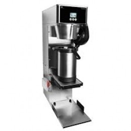 Newco 784840 STVTD-SO Tall Combo Coffee and Tea Brewer with Slide Out Tray 120/240V