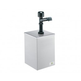 Server Single Stand w/ Server Solution Pump