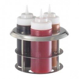 Server 86819 Bottle Holder for (3) 16oz Squeeze Bottles