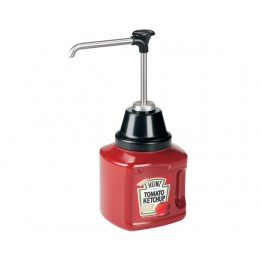 Server Stainless Steel Pump for Heinz Pour Store & Pump Jar