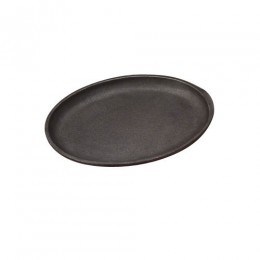 Tomlinson JFP-18 Jumbo Oval Serving Skillet Without Handle 6/CS