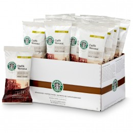 Starbucks Caffe Verona Coffee Portion Pack, 2.5 oz ea. 72 Total