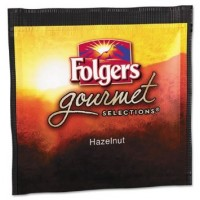 Folgers Hazelnut Coffee Pods 0.35 oz Each Pod, 108 Pods Total