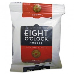 Eight O'Clock Coffee Fraction Packs, 1.5 oz Each, 42 Total