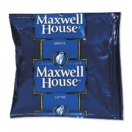 Maxwell House Original Single Serve Packs, 1.5oz each, 42 Total