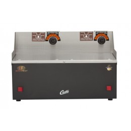 Curtis GEM5IFIT Gemini Twin Intellifresh Warmer Stand