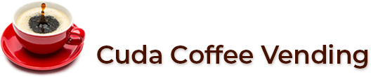 Cuda Coffee Vending: Coffee Stations